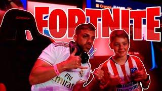 TORNEO YOUTUBERS de FORTNITE | DjMaRiiO & Acompañante SORPRESA