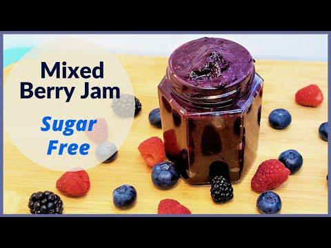 sugar-free-mixed-berry-jam---easy,-healthy,-&-delicious