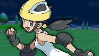 Pokemon X Walkthrough 07 - Parterre Way (Route 4)