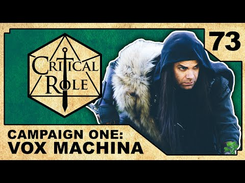 The Coming Storm | Critical Role RPG Show...
