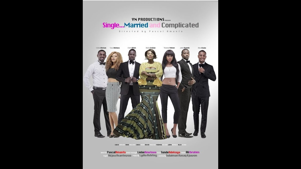 Download Yvonne Nelson - Single, Married & Complicated latest Nigerian  Nollywood Movie Review
