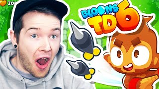 Cover images noob plays Bloons TD 6