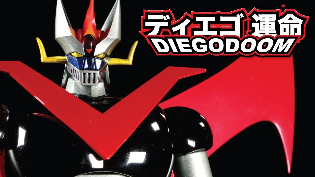 Absolute Chogokin Go Nagai Dynamic Series Getter 1 Die-cast Figure BANDAI