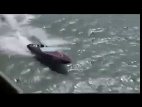 Apache Jumping The Waves With High Speed