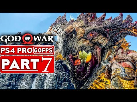 GOD OF WAR 4 Gameplay Walkthrough Part 7 [1080p HD 60FPS PS4 PRO] - No Commentary