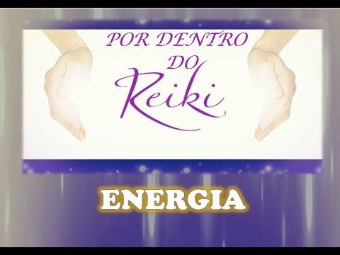 POR DENTRO DO REIKI - ENERGIA