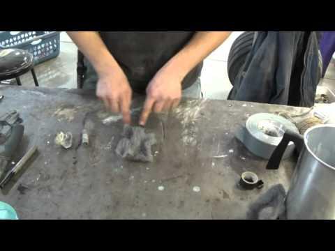 Steel Wool vs. Wax Soaked Steel Wool Fire Starter