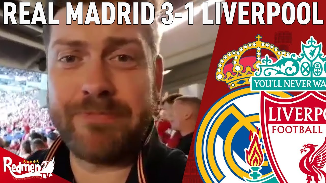 Lfc need to stop breaking our hearts real madrid 3 1 liverpool pauls match reaction