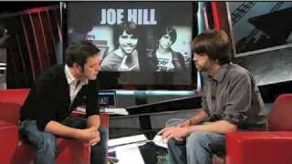 Joe Hill on The Hour Part 1 .m4v