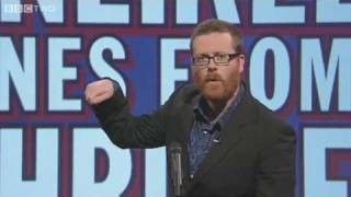 Mock the Week Preview - UNLIKELY LINES FROM A THRILLER - Series 7 Episode 5 - BBC Two