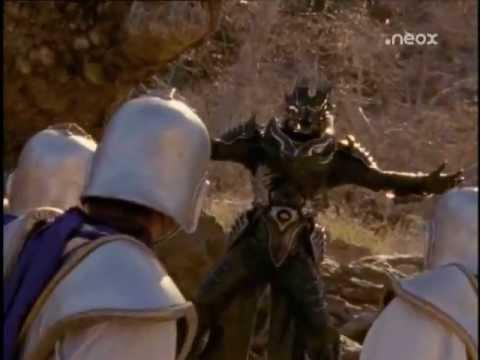 power rangers fuerza salvaje merrick se...