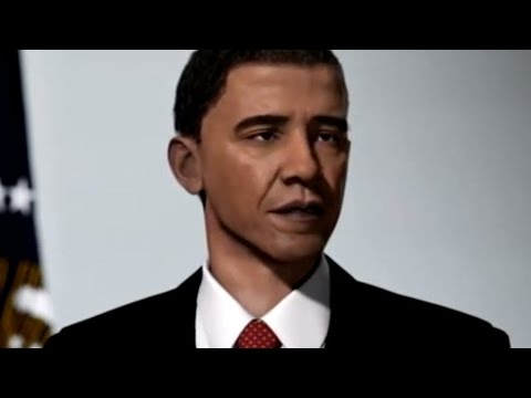 President Obama on TomoNews: The best of ANIMATED former US President Barack Obama - Compilation