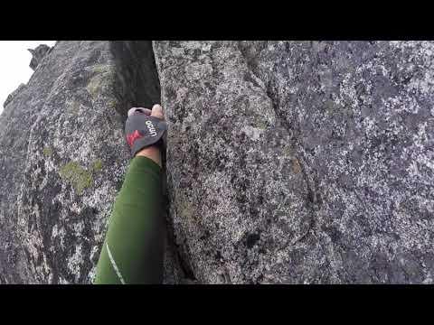 Climbing the North Ridge of Mt. Stuart