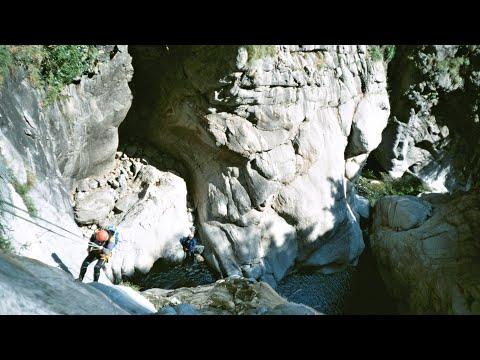 Canyoning 211 Rasiga (Piemonte, Verbania) 2003
