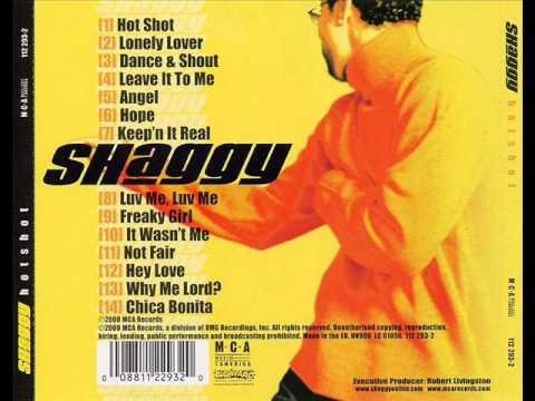 It Wasn't Me - Hot Shot - Shaggy