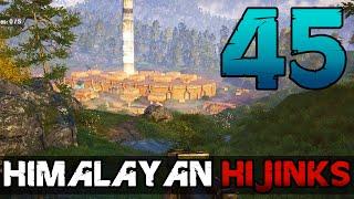 [45] Himalayan Hijinks (Let
