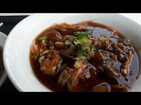 Upper Serangood Road. Soon Soon Teochew Porridge, Cheng Kee Beef Kway Teow, Song Kee Fishball Noodle