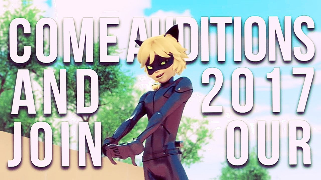 「M♥P」Summer Auditions 2017   CLOSED - Welcome to applications for MiraculousLovePairings!!!