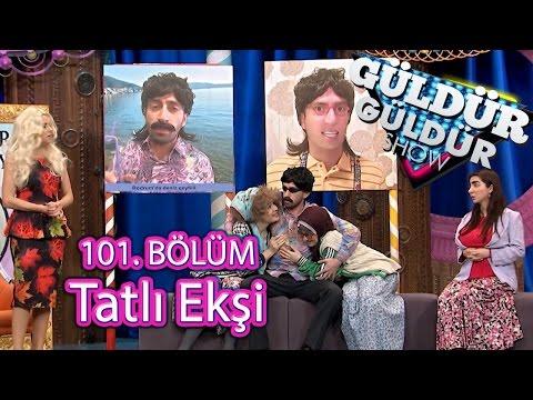 Güldür Güldür Show 101. Bölüm, Tatlı Ekşi Programı Skeci