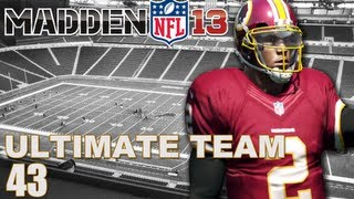 Madden 13 Ultimate Team : Terrelle Pryor Gets The Call Ep.43