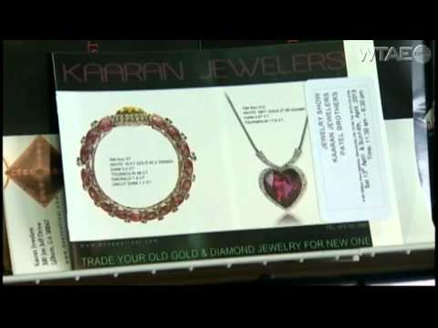 $250K in jewelry reported stolen from rental car in Monroeville