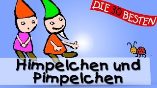 Himpelchen und Pimpelchen - Die besten Spiel-und Bewegungslieder || Kinderlieder