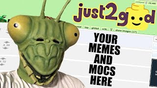 just2good's Original Subreddit Show - ft. YOUR LEGO Memes and MOCs!