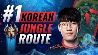 The #1 Korean Jungle Route ft. Griffin Tarzan - League of Legends Season 9
