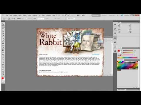 Adobe Photoshop CS5 Easter Eggs