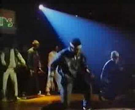 ELECTRO ROCK - A 1985 BBOY EVENT FROM LONDON (1OF7)