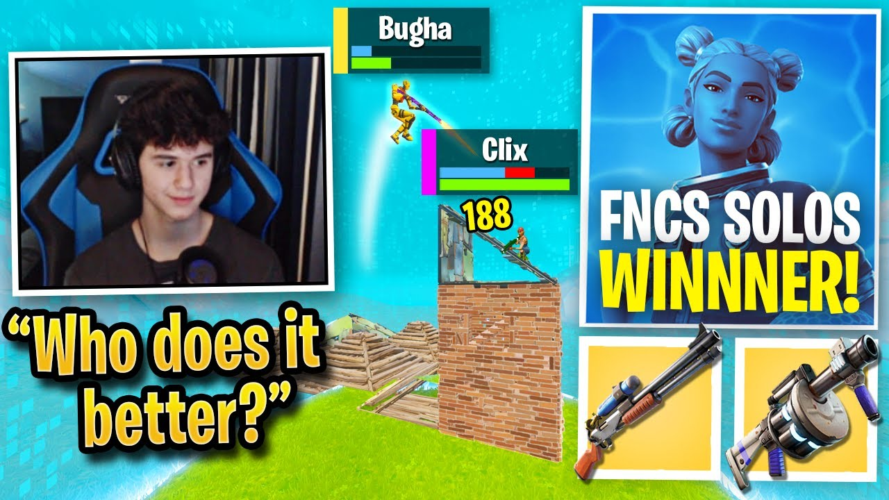 Everyone in DISBELIEF After Bugha Does This in FNCS! (Fortnite)