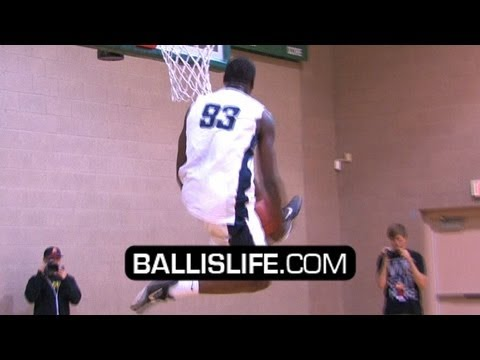 Julius Randle NASTY Dunks To Finish LeBron James Academy In STYLE! Reverse Eastbay 2 Hands & More!