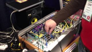 NAMM: SnazzyFX at Analogue Haven