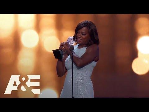 Viola Davis Wins Best Supporting Actress | 22nd Annual Critics' Choice Awards | A&E