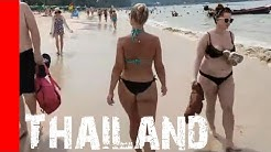 Women on Thailand Beach Live