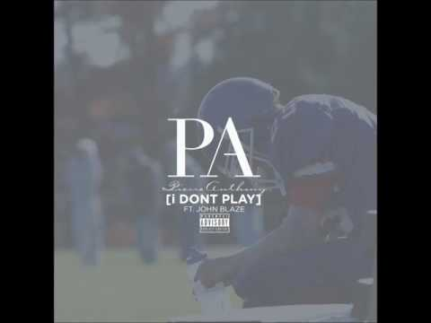 I Don't Play (Sample Drake -