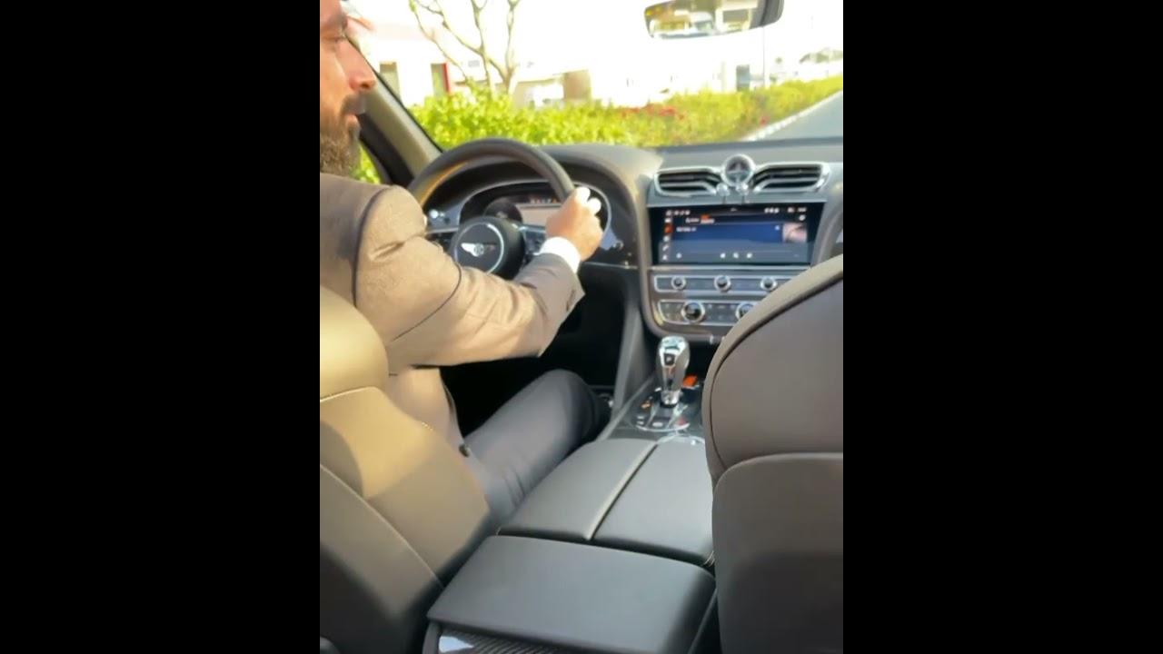 Download Bentley Bentayga 2021 test drive