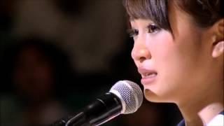 今、前田敦子モノマネで話題の芸人キンタロー。映像と音声を入れ替えて...