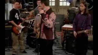 3rd rock from the sun - garage band