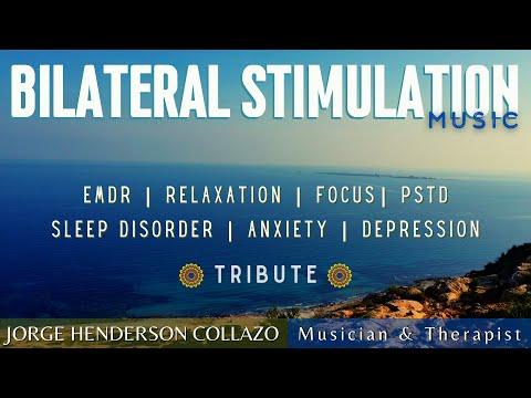 Bilateral stimulation (Listen with headphones) - Estimulación bilateral (Usar Auriculares) Tribute