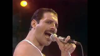 Queen - Live at LIVE AID - 1985 - Best Version