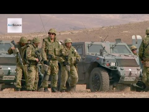 U.S. Army, Japanese Ground Self Defense Force - Culminating Combined Arms Attack