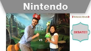 Debate! The influence of Super Mario Bros. 3 vs Super Mario World - Nintendo Minute
