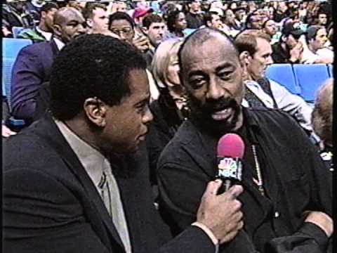 Wilt Chamberlain on Meeting Michael Jordan for the First Time