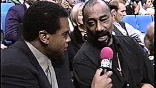 Wilt Chamberlain on Meeting Michael Jordan for the First Time