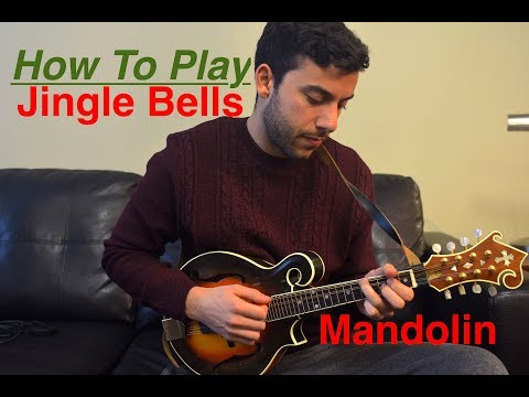 How to Play: Jingle Bells on Mandolin