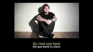 Ed sheeran all of the stars hd sub español ingles