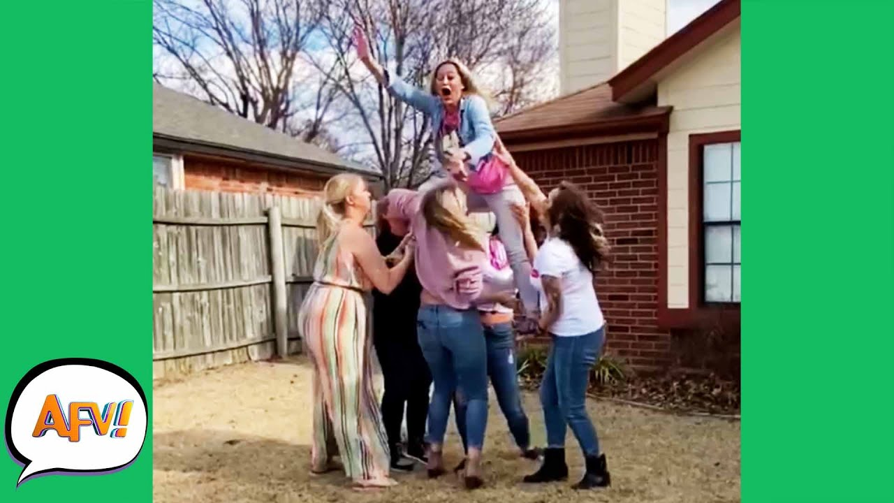 Oh Yeah, THIS Won't END WELL! 😅 | Funny Fails | AFV 2020