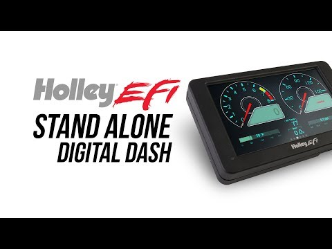 Holley Stand Alone Digital Dash