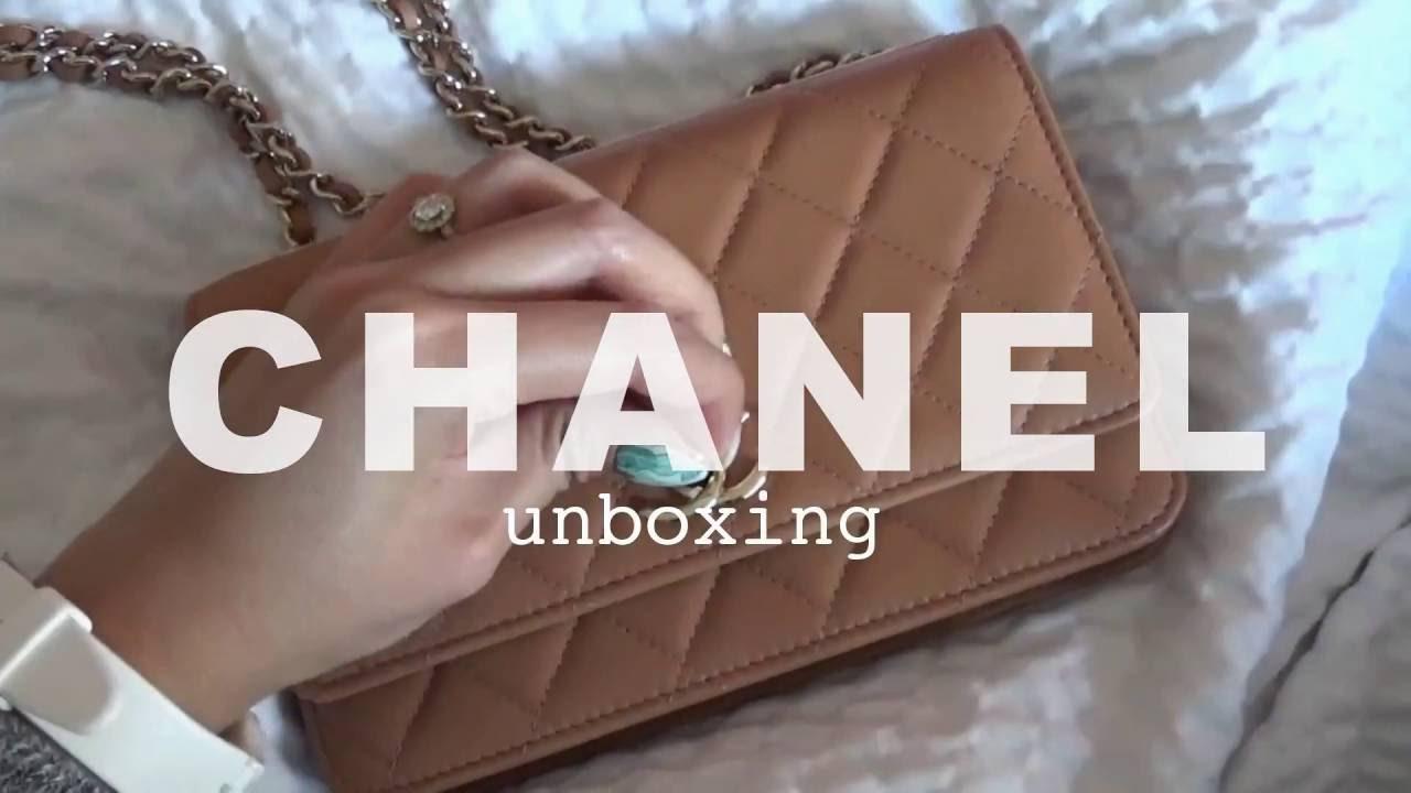 Chanel Haul   Unboxing 838f25616d25a